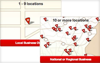 Yelp map